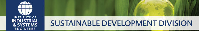 IISE Sustainable Development Division